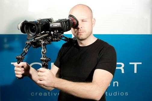 Blackmagic Pocket Cinema Camera Rig