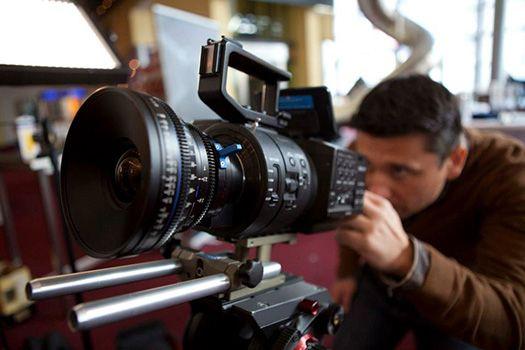 Sony NEX-FS700R im Einsatz