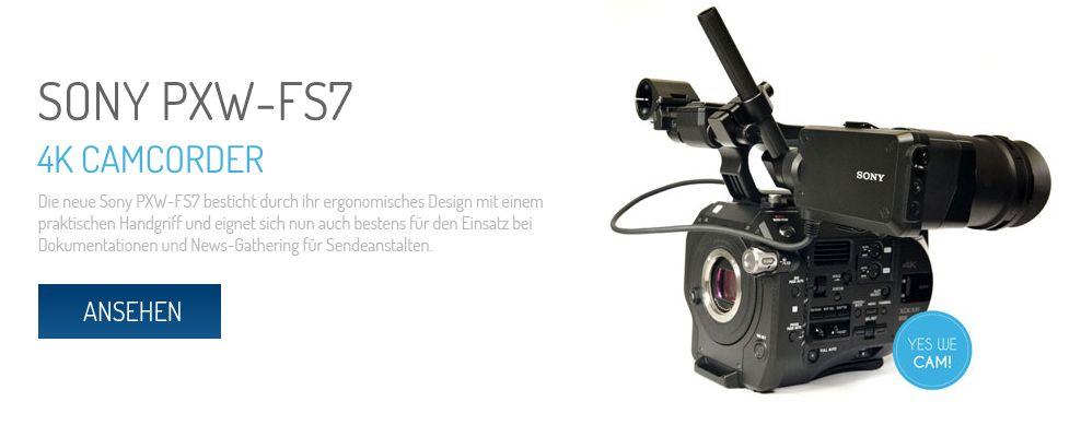 Sony PXW-FSz