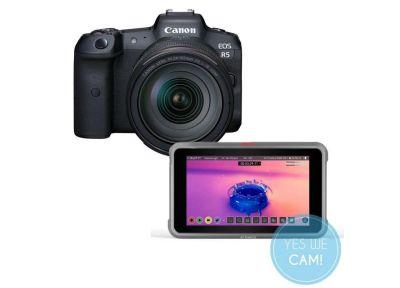 8K ProRes RAW mit Ninja V+ und Canon EOS R5 - Jetzt möglich!