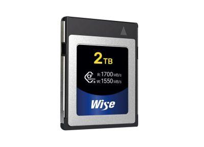 Wise CFexpress-Karten – Produktupdate!