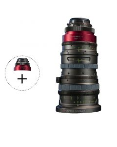 Angenieux EZ-1 Pack - S35, 30-90mm (PL) inkl. Reargroup Adapter leasen