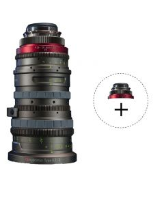 Angenieux EZ-2 Pack - S35, 15-40mm (PL) inkl. Reargroup Adapter leasen