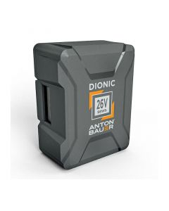Anton Bauer Dionic 26V 98Wh Gold Mount Plus Battery Lithium Ionen