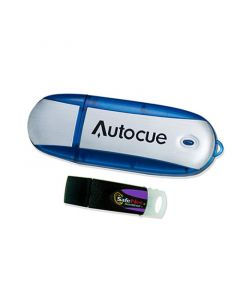 Autocue QPro Prompting Software with USB 2-Button Hand Control