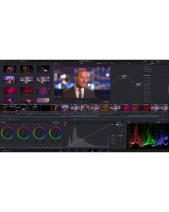 Blackmagic Design DaVinci Resolve Studio - Activation Code Fairlight Funktion