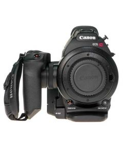 Canon EOS C100 EF Mount - Frontansicht