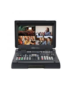 Datavideo HS-1600T 4-Channel HD/SD HDBaseT Portable Video Streaming Studio Monitor