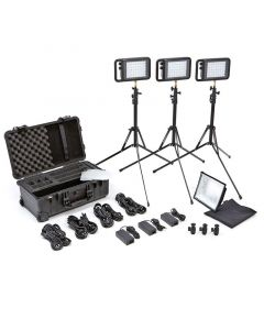 Litepanels Lykos+ Bi-Color Flight Kit Beleuchtungsset