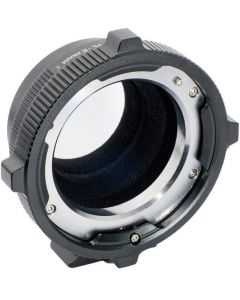 Metabones PL to Sony E-mount T Adapter (Black Matt) - back - toneart-shop