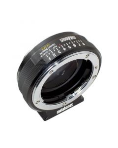 Metabones Speed Booster ULTRA Nikon G auf Sony NEX (1)