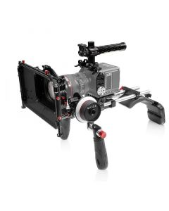 SHAPE RED Komodo Shoulder Mount with Matte Box and Follow Focus Complete