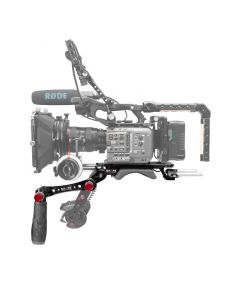 SHAPE Sony FX6 baseplate with handle Handgriff