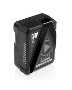 SHAPE 14.8V 98WH Rechargeable Lithium-Ion V-Mount Battery kaufen