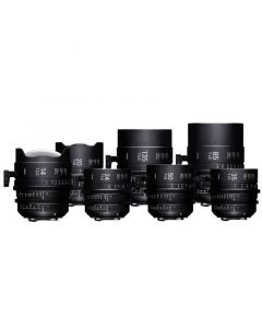 Sigma Cine Lenses der FF-High-Speed-Prime-Line 7er Set günstig