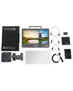 SmallHD 1303 HDR Production Monitor Gold-Mount Kit LCD-Display