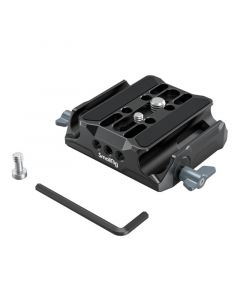 SmallRig Universal LWS Baseplate with Dual 15mm Rod Clamp 3357 Universell