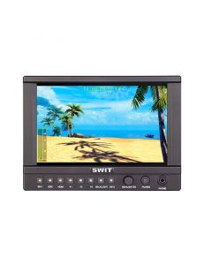 SWIT CM-S73H(LUX) 7-inch 3000nit Super Bright LCD Monitor Luxury Package Daylight Viewable