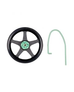 Syrp Wheel and Wheel Safety Hook