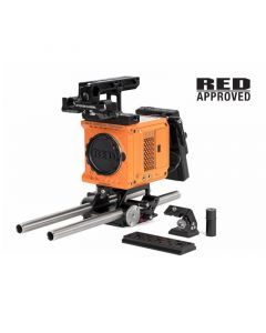 Wooden Camera RED Komodo Accessory Kit (Pro, Gold-Mount) Top- und Baseplate