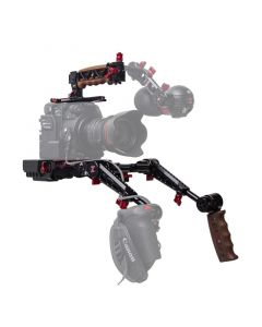 Zacuto C200 EVF Recoil Pro with Dual Trigger Grips leasen
