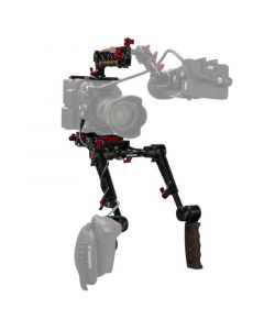 Zacuto Canon C500 Mark II Recoil with Dual Trigger Grips dual