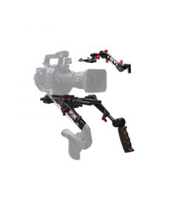 Zacuto Sony FX9 Recoil with Dual Trigger Grips Kit