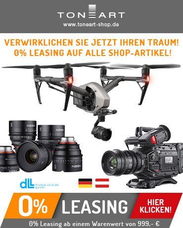0% Leasing im Toneart Onlineshop