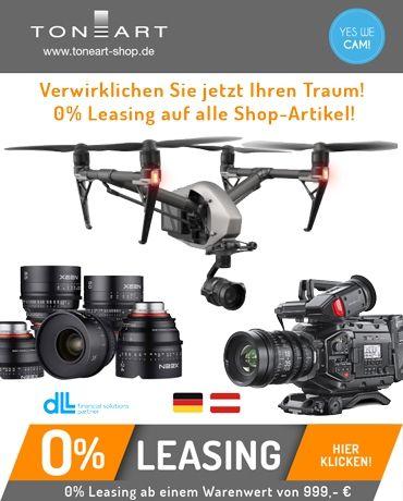Camcorder & Kamerazubehör Leasing 0% in Deutschland und Österreich