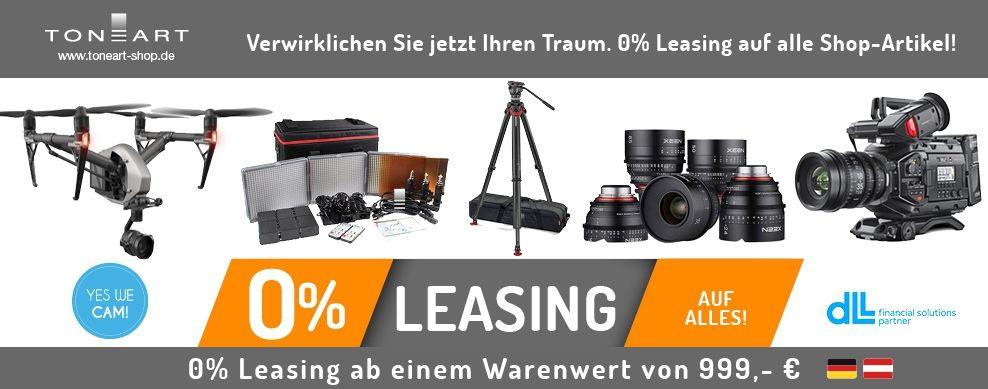 0% Leasing und Finanzierung