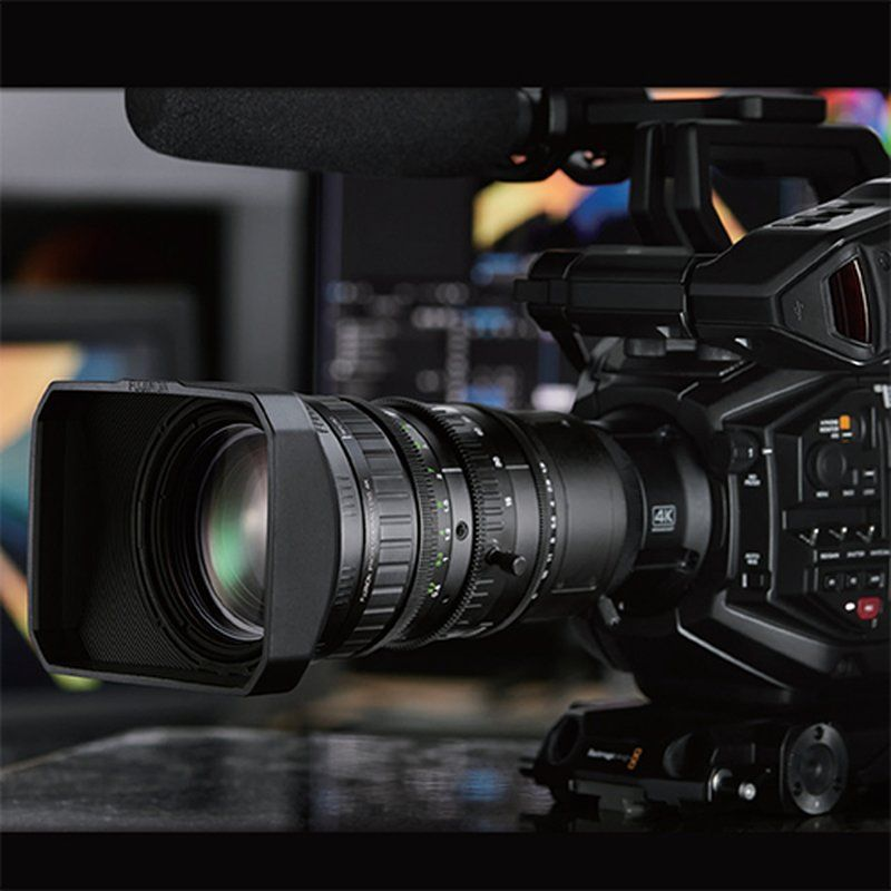 "2/3""-Optik LA16x8BRM + URSA Broadcast Bundle"