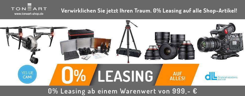 Camcorder & Kamerazubehör Leasing 0%