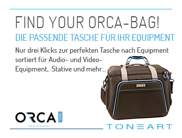 Find your ORCA-Bag - TONEART-Shop