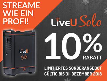 LiveU End of Year Sale - TONEART-Shop