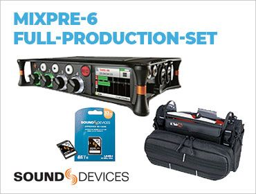 Sound Devices - Full-Produktion-Sets - TONEART-Shop