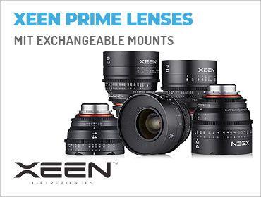 XEEN - Prime Lenses - TONEART-Shop