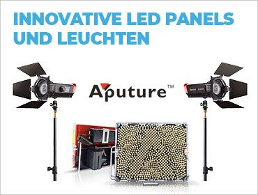 Aputure LED Leuchten und Panels - TONART-Shop