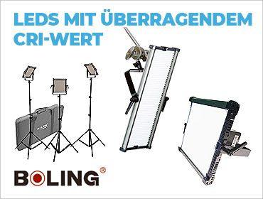 Boling - LEDs mit überregendem CRI-Wert - TONEART-Shop