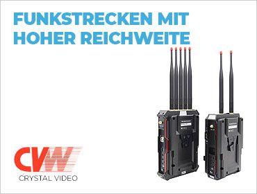 CVW - Funkstrecken mit hoher Reichweite - TONEART-Shop