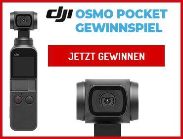 DJI Osmo Pocket Gewinnspiel - TONART-Shop