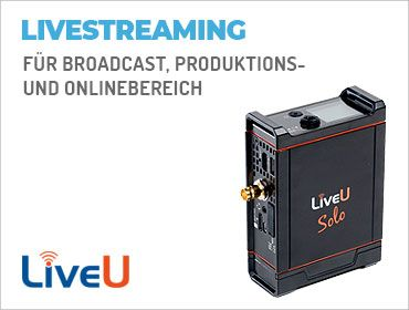 LiveU - Livestreaming - TONEART-Shop
