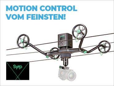 Syrp - Motion Control für Ihr Shooting - TONEART-Shop