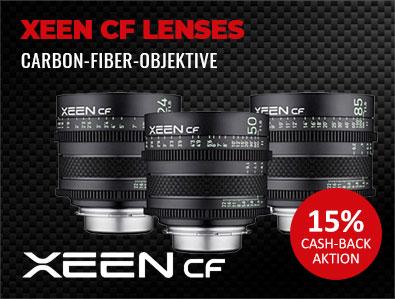 XEEN CF Lenses - Carbon-Fiber-Objektive - TONEART-Shop