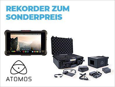 Atomos Recorder zum Sonderpreis - TONEART-Shop