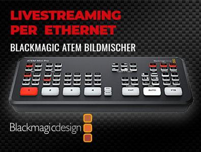 Blackmagic Design ATEM Mini Pro - TONEART-Shop