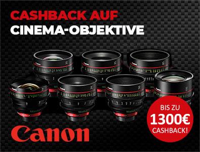 Canon Cashback-Aktion 2021 im TONEART-Shop!