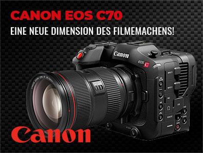 Canon EO C70 Camcorder, TONEART-Shop