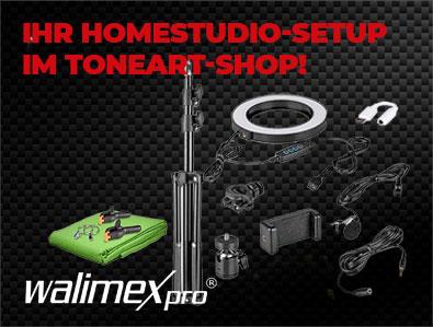 Homestudio-Setup im TONEART-Shop - TONEART-Shop