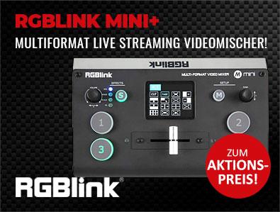 RGBLINK Mini+ Videomischer - TONEART-Shop