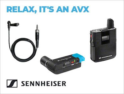 Sennheiser AVX-Series - TONEART-Shop
